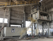 (UA) Монтаж сучасного комплексного бетонного вузла в місті Вінниця